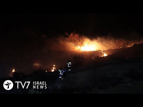 Israel reportedly strikes IRGC weapons cache in Syria - TV7 Israel News 05.12.19