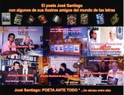 Un Camino de Letras, José Santiago