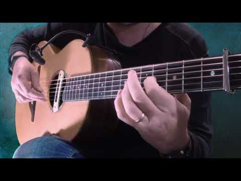 Fisherman's Lilt - Irish Guitar - DADGAD Fingerstyle