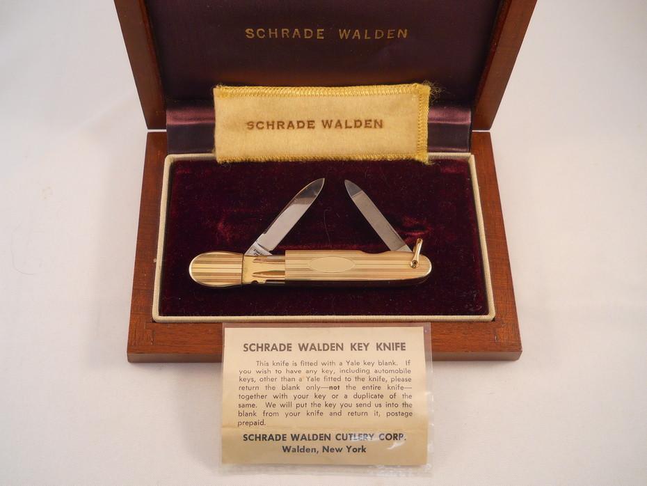 Schrade Walden Key Knife