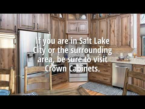 Cabinets for your Kitchen and Home in Salt Lake City