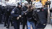 Police break up Istanbul protest of violence against women