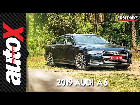 2019 Audi A6 First Drive Video Review