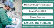 Relieve Your Back Pain Instantly with Laser Spine Surgery in India