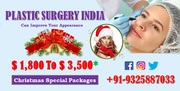 Christmas Packages - Plastic Surgery in India Can Improve Your Appearance