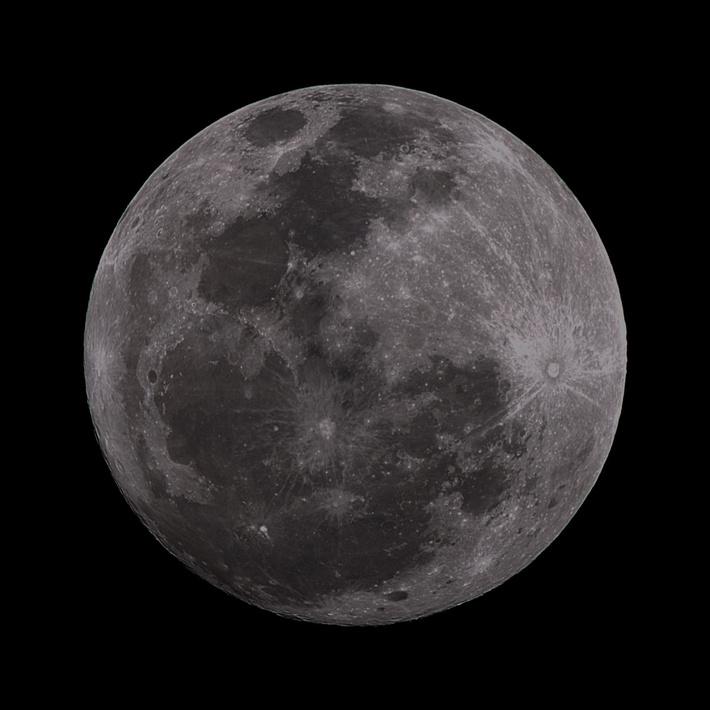 Sista fullmånen för det här decenniet