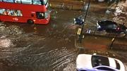 Harringay Bridge Flood   2