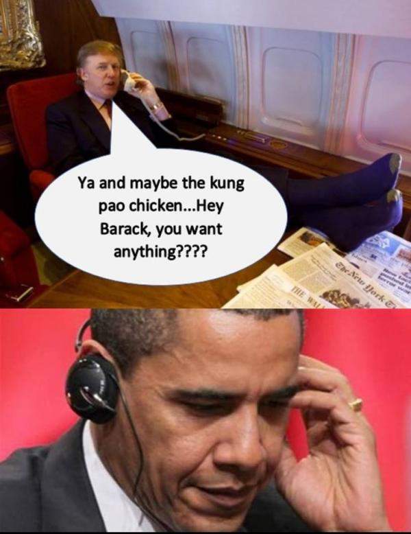 Wiretapping ordered by Obummer