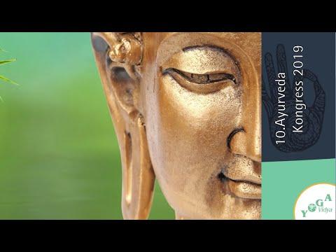Ayurveda Kongress 2019 - Fallbeispiele aus ayurvedisch-psychologischer Praxis - Jean-Pierre Crittin