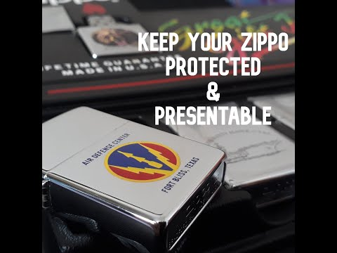 Every Zippo collector must watch this!