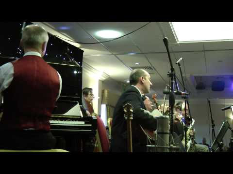 """""""GOT A DATE WITH AN ANGEL"""": SPATS LANGHAM SINGS AL BOWLLY at WHITLEY BAY 2012"""