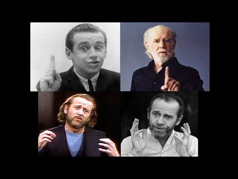 A Novel George Carlin Documentary.