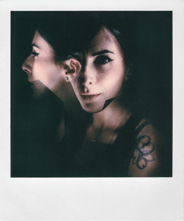 Decomposed portrait