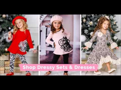 Buy Beautiful Christmas Cute & Casual Dresses For Girls