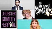 Leicester Comedy Festival Preview Show - 8th Jan