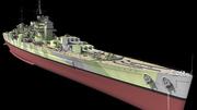 Battleship Forward