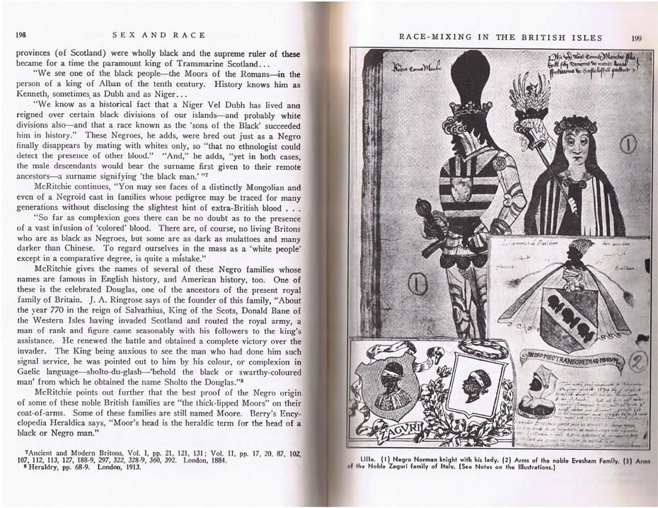Sex And Race Vol.1 by A J Rogers 1911