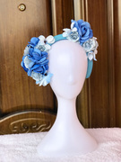 Our luxury flower headbands