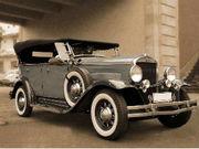 Antique Car Show - Plant City, Fl