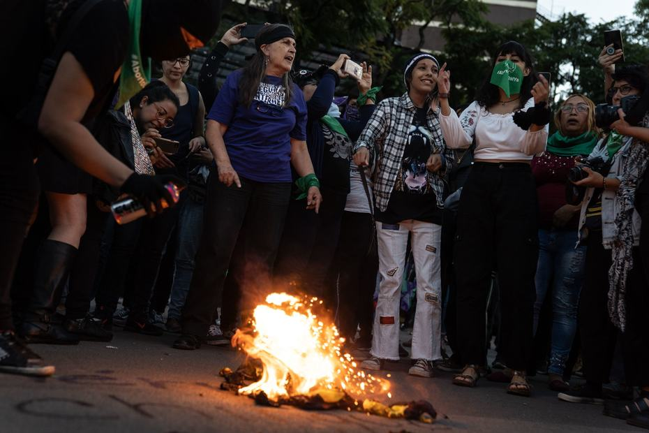 'Not My Fault': Women in Mexico Fight Back Against Violence