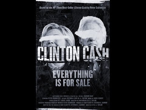 Clinton Cash Official Film - Director's Cut