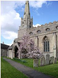St Mary and All Saints Church, Nassington