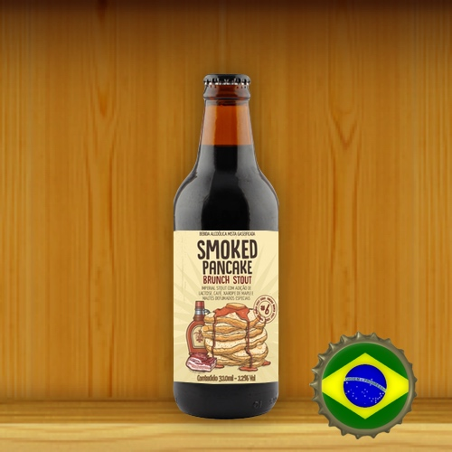 5Elementos Smoked Pancake Brunch Stout