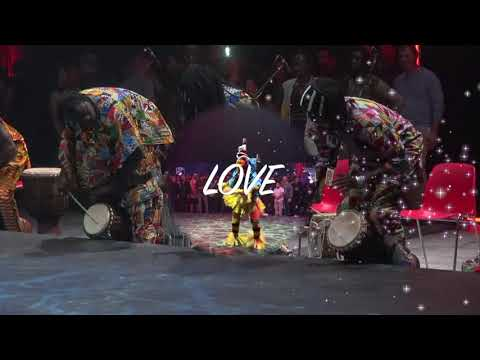 Danses rythmes d'Afrique de l'Ouest :  DJELI NGUEWEL AFRIKA