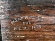 1906 George C.Dobson silver echo grand
