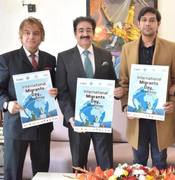 International Migrants Day Observed at AAFT