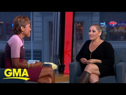 Celebrity Ricki Lake opens up about secret struggle with hair loss l GMA