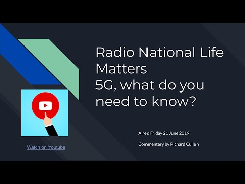 5G in Australia - deconstructing the experts