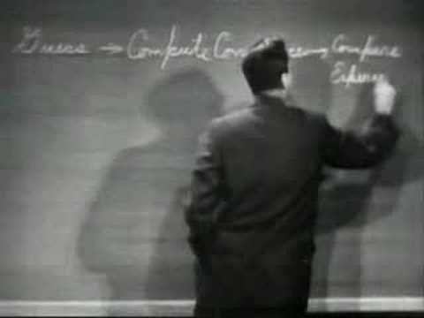 Feynman Chaser - The Key to Science
