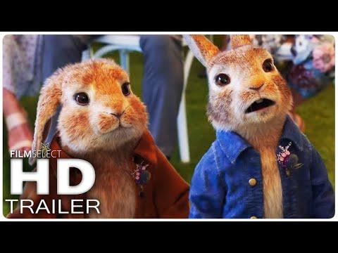 PETER RABBIT 2 Trailer (2020)