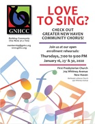 Third Open Rehearsal - Join the Chorus!