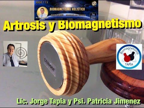 Artrosis, qué es y Biomagnetismo 2020