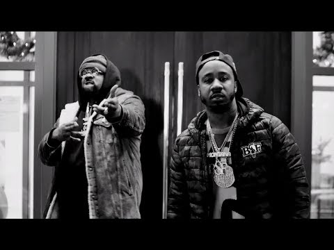 """Smoke DZA x Benny The Butcher """"By Any Means"""" (Official Music Video)"""