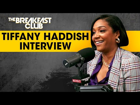 Tiffany Haddish Talks Dating, Smackin' Ass & Bossin' Up On The Breakfast Club