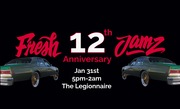 Fresh Jamz 12th Anniversary