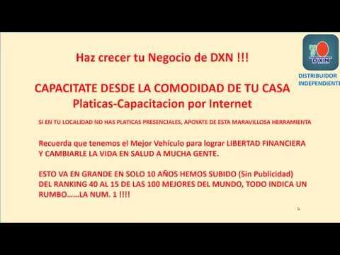 HAZ CRECER TU NEGOCIO DE DXN
