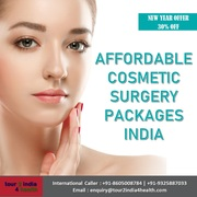 Affordable Packages for Cosmetic Surgery in India