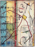 distraction / mail art