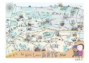 Mapping My Story - A Free Creative Map Art Workshop
