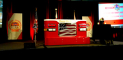 Fire Rescue East - Keynote Stage