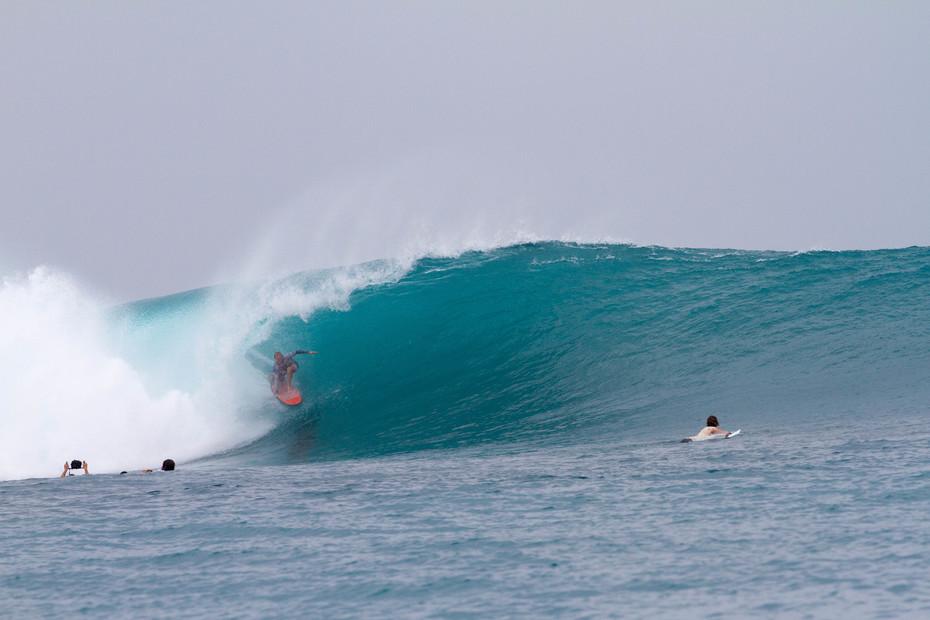 Chris Coates Indonesia