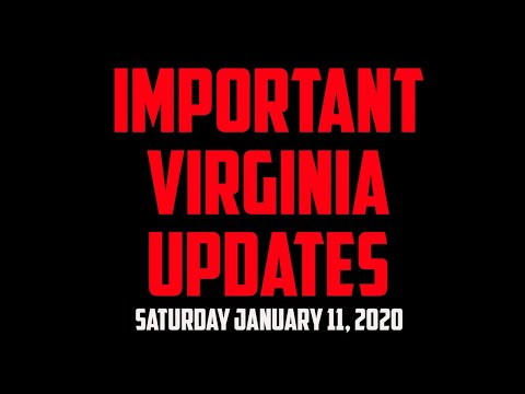⭐⭐⭐ IMPORTANT: Virginia Updates - Someone's Calling Me a Liar