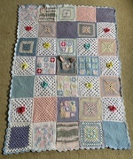 Some squares from Sharon Donaghy.