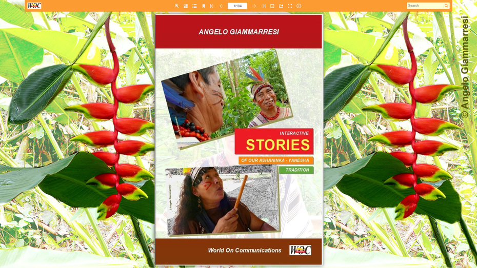 InteractiveStories of Our Ashaninka Yanesha Traditions