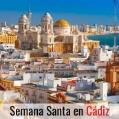 Semana Santa en Conil y Costa de Cádiz- Del 9 al 12 de abril