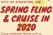 CITY OF KINGSTON SPRING FLING AND CRUISE IN